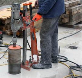 Berühmt Betonbohren - Betonschneiden - Steyrer / Betonbohren/Kernbohren YI13
